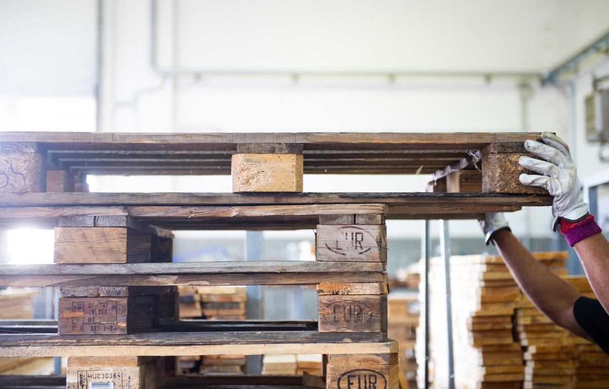 Imbalaggi in legno Torino